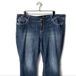 Torrid | Relaxed Bootcut Premium Jeans Sz 20